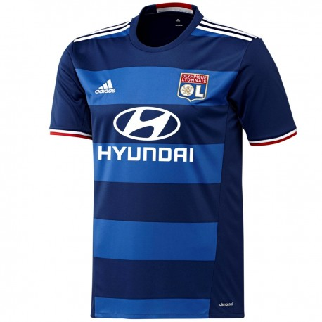 Olympique Lyon Away football shirt 2016/17 - Adidas