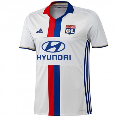 Olympique Lyon Home football shirt 2016/17 - Adidas