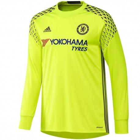 Chelsea FC goalkeeper Home shirt 2016/17 - Adidas