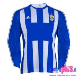 IFK Göteborg Trikot Home 08/09 Player Issue für Rennen-Adidas