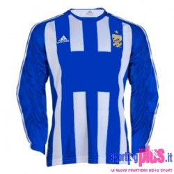 Maglia IFK Goteborg Home 08/09 Player Issue da gara - Adidas