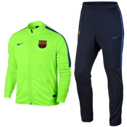 FC Barcelona training presentation tracksuit 2017 - Nike