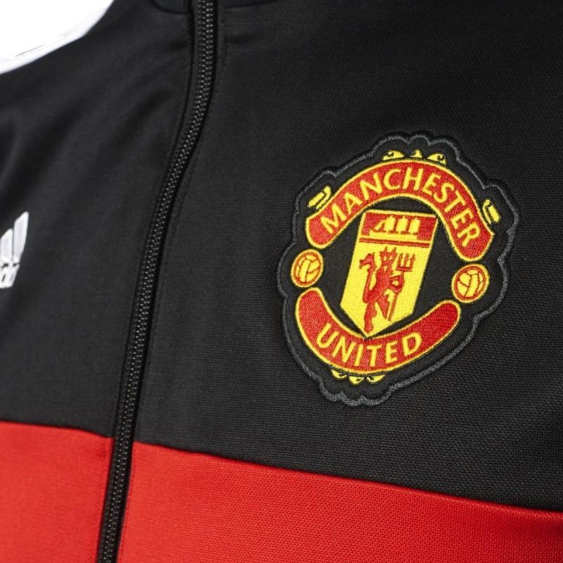 Presentacion United Chaqueta Manchester Adidas 2017 De 5qqAWrBg