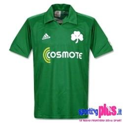 Versión Adidas Centennial Panathinaikos camiseta Titular 08/09