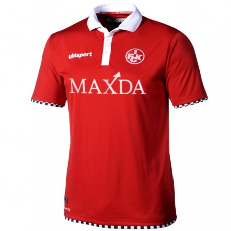 FC Kaiserslautern Home football shirt 2015/16 - Uhlsport