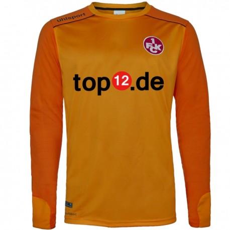 FC Kaiserslautern Away goalkeeper shirt 2016/17 - Uhlsport