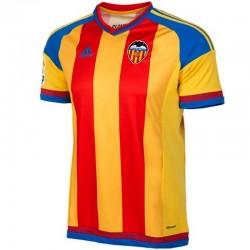 Camiseta de futbol Valencia segunda 2015/16 - Adidas
