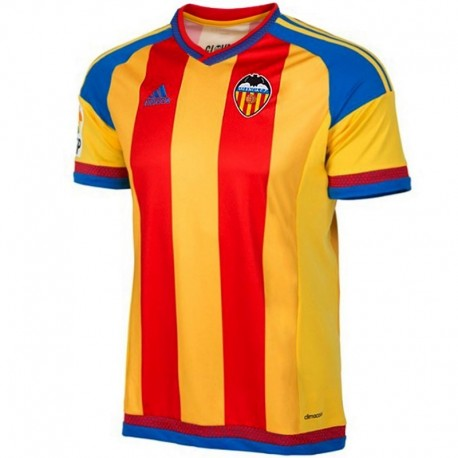 Valencia CF Away football shirt 2015/16 - Adidas