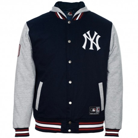 new concept ef9e1 045a8 MLB New York Yankees giacca Ashmead - Majestic ...