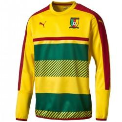 Kamerun Fußball training sweatshirt 2017/18 - Puma