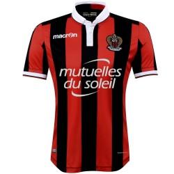 Camiseta futbol OGC Niza primera 2016/17 - Macron