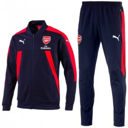 Arsenal pre-match training tracksuit 2017 navy - Puma