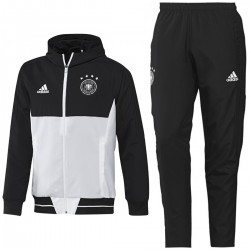 Germany football squad presentation tracksuit 2017 - Adidas