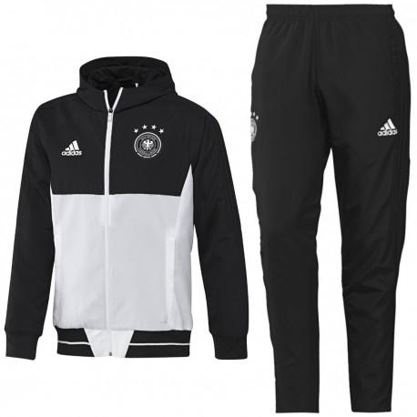 Germany football squad presentation tracksuit 2017 Adidas