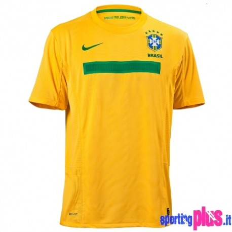 Brasilien National Soccer Trikot Home 2011 von Nike