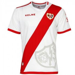 Rayo Vallecano Fussball Trikot Home 2016/17 - Kelme