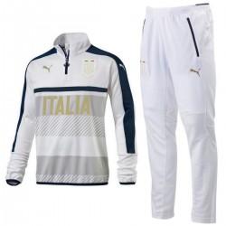 Tribute 2006 survetement tech d'entrainement Italie 2016/17 blanc - Puma