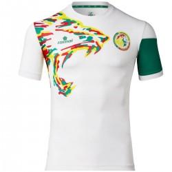 Senegal primera camiseta de fútbol 2017/18 - Romai