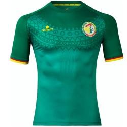 Senegal segunda camiseta de fútbol 2017/18 - Romai