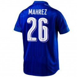 Leicester City FC Home football shirt 2016/17 Mahrez 26 - Puma