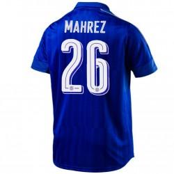 Maillot de foot Leicester City FC domicile 2016/17 Mahrez 26 - Puma