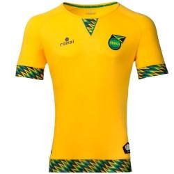 Jamaica primera camiseta de fútbol 2016/17 - Romai