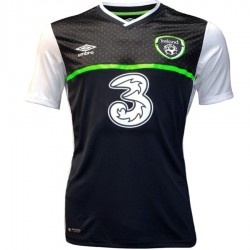 Maglia Nazionale Irlanda (Eire) Away 2016/17 - Umbro