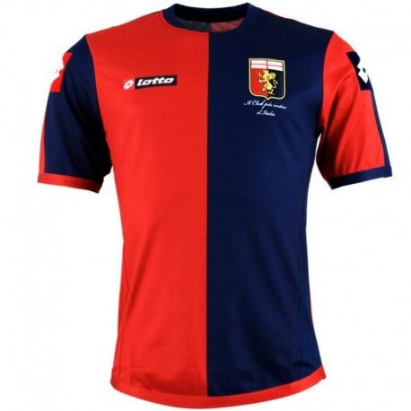 Genoa CFC Home football shirt 2012/13 - Lotto