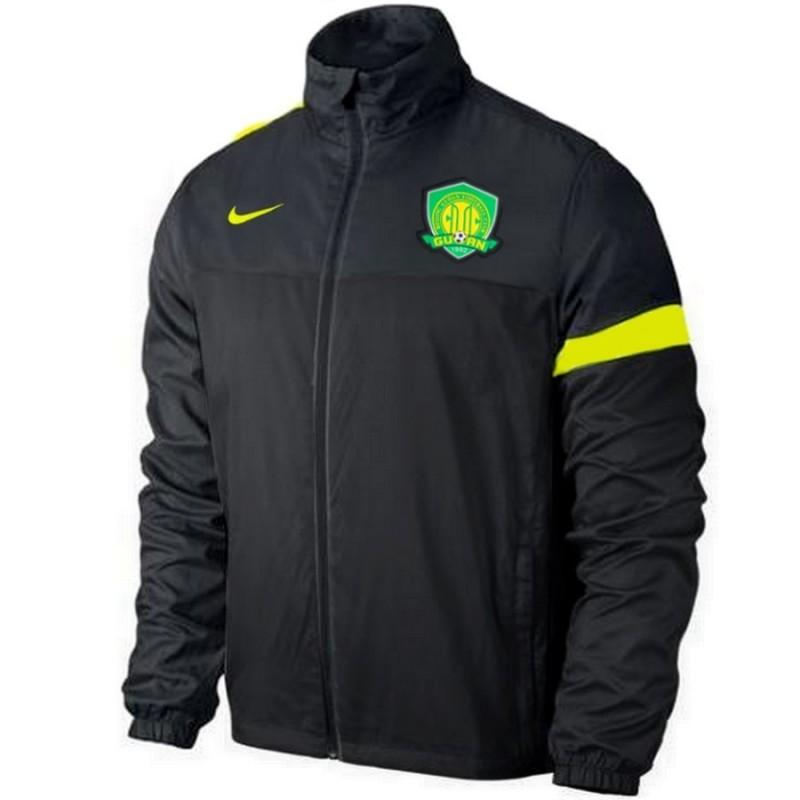 Beijing Guoan training presentation jacket 201415 Nike