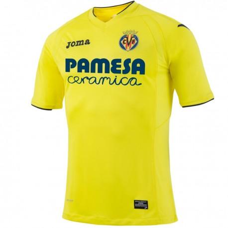 Villarreal CF Home football shirt 2016/17 - Joma