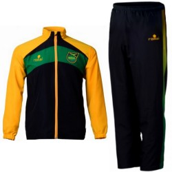 Jamaica national football team presentation suit 2016 - Romai