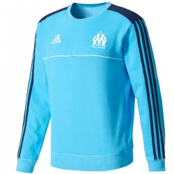 Sweat top d'entrainement Olympique Marseille 2017/18 - Adidas