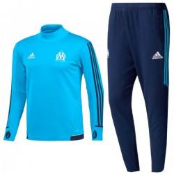 Survetement Tech d'entrainement Olympique Marseille 2017/18 - Adidas