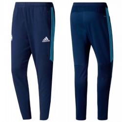 Pantalons d'entrainement Olympique Marseille 2017/18 navy - Adidas