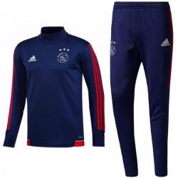 Tuta tecnica da allenamento Ajax 2017/18 navy - Adidas