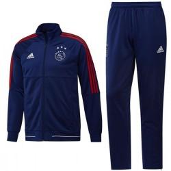 Ajax Amsterdam training tracksuit 2017/18 navy - Adidas