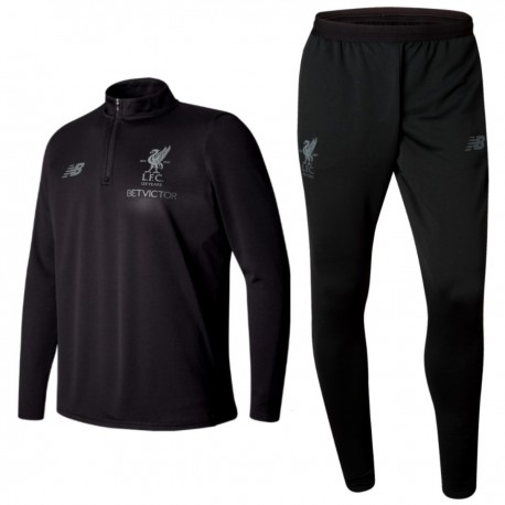 Liverpool FC technical training tracksuit 2017/18 black - New Balance