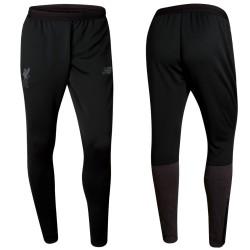 Pantalons Tech d'entrainement FC Liverpool 2017/18 noir - New Balance