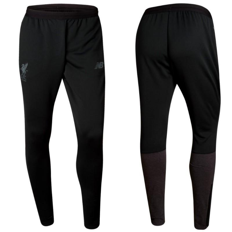 Liverpool Fc Technical Training Pants 2017 18 Black New Balance Sportingplus Net