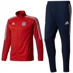 Survetement d'entrainement Bayern Munich 2017/18 - Adidas