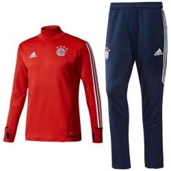 Tuta tecnica da allenamento Bayern Monaco 2017/18 - Adidas