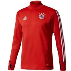 Tech sweat top d'entrainement Bayern Munich 2017/18 - Adidas