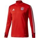 Bayern Munich training technical sweatshirt 2017/18 - Adidas