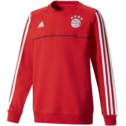 Sweat top d'entrainement Bayern Munich 2017/18 - Adidas