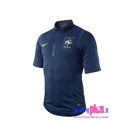 Maglia Nazionale Francia Home 11/12 Player Issue da gara - Nike