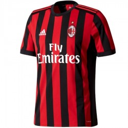 AC Mailand Home Fußball Trikot 2017/18 - Adidas