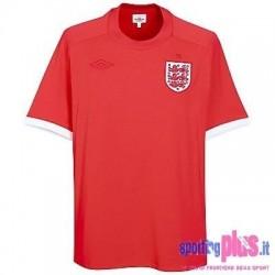 Trikot Nationalmannschaft-England spezielle Sammler 2010-Umbro