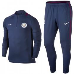 Survêtement tech d'entrainement Manchester City FC 2017/18 - Nike