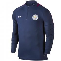 Felpa tecnica allenamento Manchester City FC 2017/18 - Nike