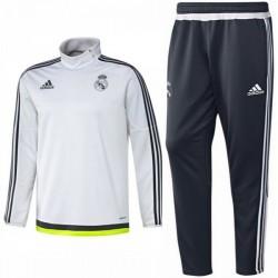 Survetement technique d'entrainement Real Madrid 2015/16 - Adidas